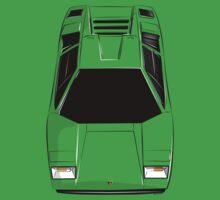 Lamborghini Countach by velocitygallery