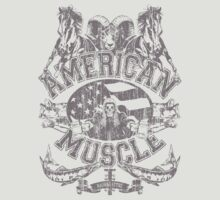 American Muscle by Twain Forsythe
