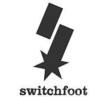 "Switchfoot ""S"" Logo (Gray) Photographic Print"