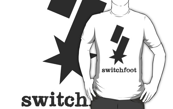 "Switchfoot ""S"" Logo (Gray) by Maxdoggy"