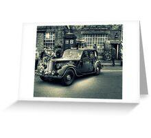 Wolseley 16/65 Greeting Card