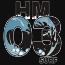 PKMN - HM03 Surf by ikaszans