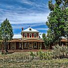 Old railway Station Hay NSW by bowenite