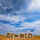 Carhenge by Charles Tribbey