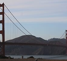 Golden Gate by Natalie Louisa Paula