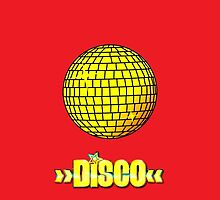 Disco Ball by 'Chillee Wilson' by ChilleeWilson