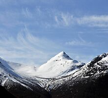 Briksdal Glacier, Olden, Norway by buttonpresser