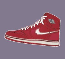 AIR JORDAN 1: RED GS RETRO FITTED Kids Clothes