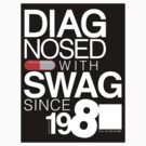 SWAG 198_ (FILL IT IN) STICKER Made by Jroche by MADE BY JROCHÉ
