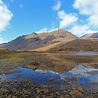 Liathach reflections, Fisherfield & Torridon by ScotLandscapes