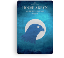 House Arryn - Game of Thrones Canvas Print