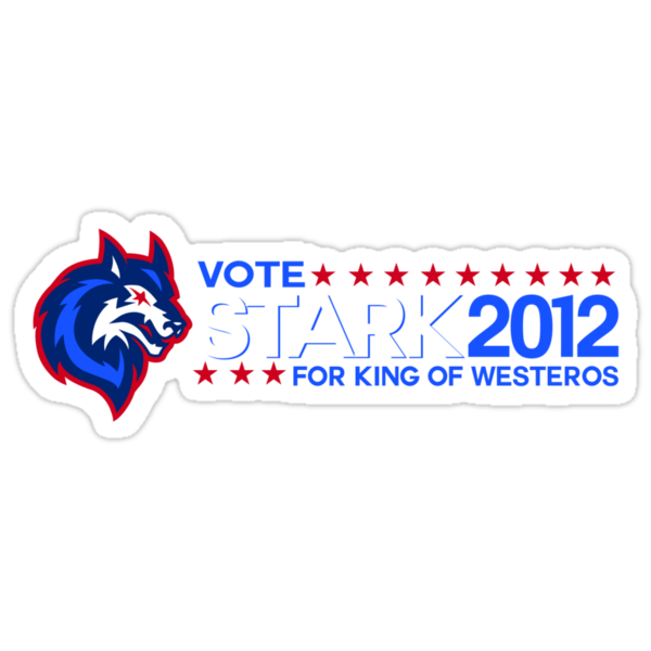 Vote Stark 2012 by Bamboota