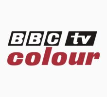 Retro BBC colour logo, as seen at Television Centre by unloveablesteve