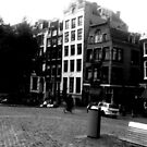 Amsterdam in Black and White by Zozzy-zebra