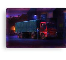 BRS Bristol HA Canvas Print