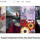 20 May 2012 by The RedBubble Homepage
