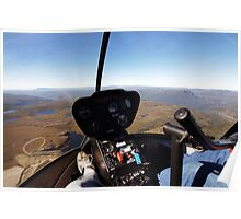 Beautiful Tasmania - Come fly with me Poster