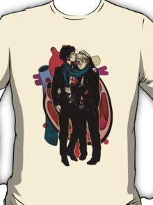 Sherlock: HEART and mind T-Shirt