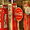 Vintage Gasoline Pumps by Bob Christopher