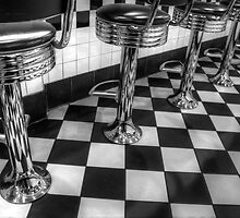 All American Diner 2 by Bob Christopher