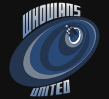 Whovians United by marinasinger