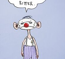 bitter by Loui  Jover