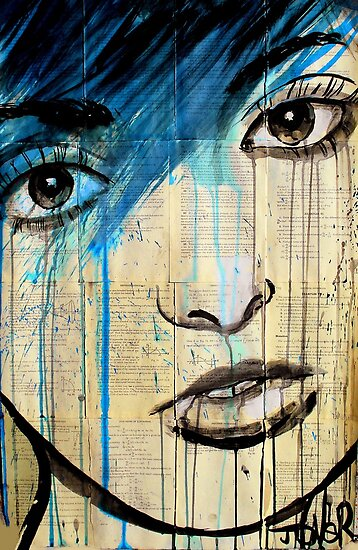 the virtue of doubt by Loui  Jover