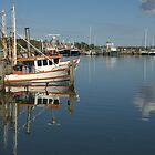 Fishing Trawlers at Iluka by myraj