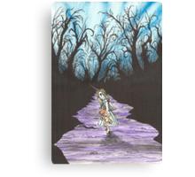 Alice on the Run Canvas Print