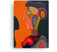 Cubism 2 Canvas Print