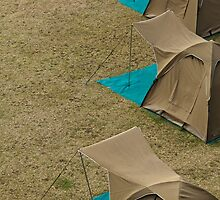 Tents by s2zart