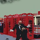 London Matrix, Punching Mr Smith by Jasna
