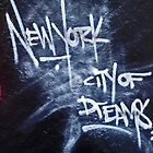 New York City Graffiti by michael6076