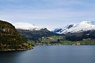 Slartibartfast's finest, Nordfjord, Norway by buttonpresser