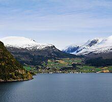 Slartibartfast's finest, Nordfjord, Norway by buttonpresser