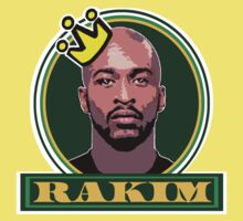 """HIP-HOP ICONS: RAKIM"" Kids Clothes"