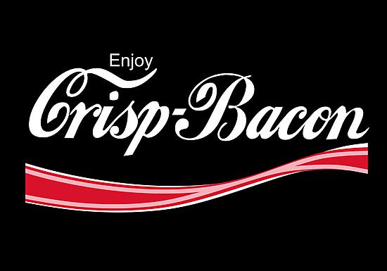 Enjoy Crisp Bacon by geekchic  tees