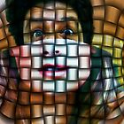 Weaving Face by Maria  Gonzalez