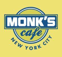 Monk's Cafe by DetourShirts