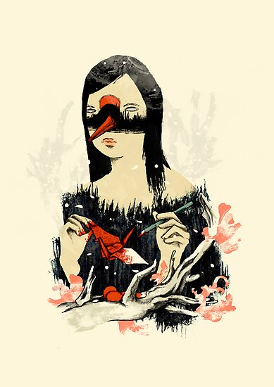 The Crane Wife by Budi Satria Kwan