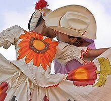 Cinco de Mayo-Bailando!  by heatherfriedman
