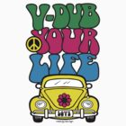 V-DUB YOUR LIFE - BEETLE by Hendrie Schipper