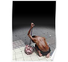 Destitute Poster