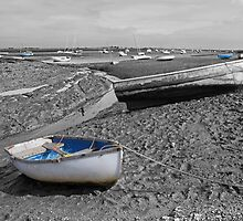 Brancaster boats by StephenRB