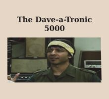 """Dave-a-tronic 5000"" - Flight of the Conchords-  by hungrypeople"