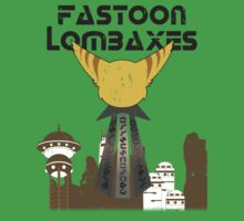 Fastoon Lombaxes Team Design (Ratchet and Clank) (Worn Version) by pixel-pie-pro