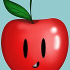 Silly Apple! by Luiz  Penze