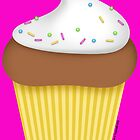 Cupcake! by Luiz  Penze