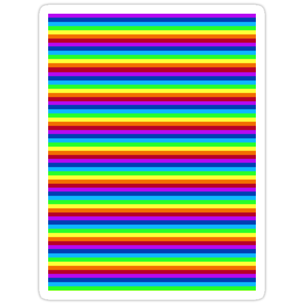 rainbow flag by offpeaktraveler