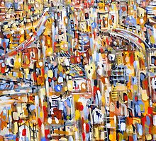 Inner city reprise by Adam Bogusz